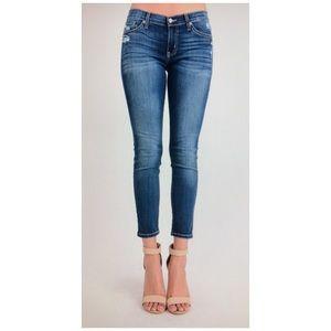 Cropped skinny Jeans sz 28, 29, 30